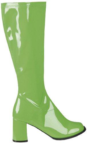 Preisvergleich Produktbild Boland 46233 - Stiefel Retro, Größe 39, grün