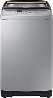 Samsung 6 kg Fully-Automatic Top Loading Washing Machine (WA60M4300HD/TL, Imperial Silver)