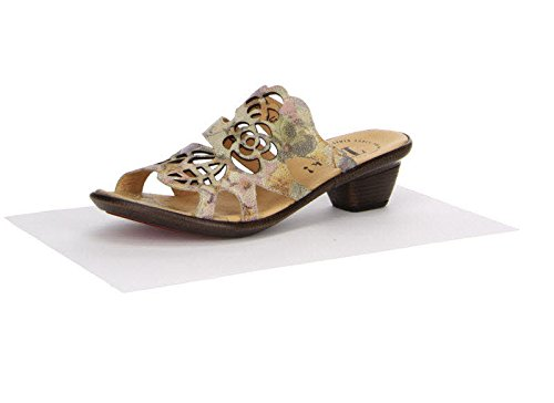 Think! NANET 07 6-86526-40 Donna Mule, Multicolore 41 EU