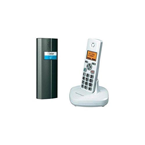 Funk-Türsprechanlage mit DECT-Telefon
