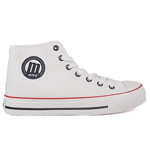 Mtng 13992 MTNG Zapatillas para Mujer 13992 Mujer Blanco 38