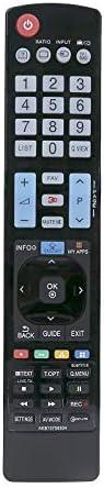 Allimity AKB73756504 Replace Remote fit for LG 3D Smart LCD TV 60LA620S 32LM620T 60LA8600 60PH6700 42LM6410 50