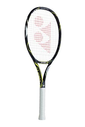 Yonex Ezone Dr Lite Raqueta de Tenis, Color Negro - Antracita, tamaño 2, 2