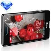 Alcoa Prime Diamond Film Screen Protector for LG Optimus L5II / E450