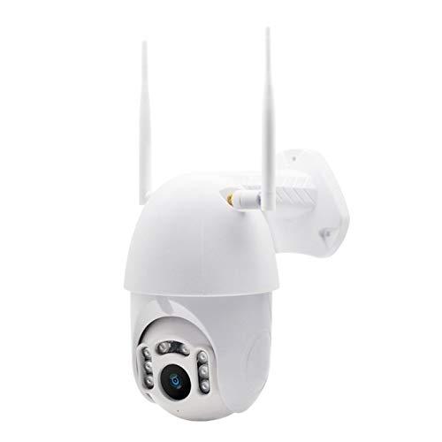 2,5-Zoll-Ball Machine Network Ball Machine Im Freien wasserdichte Wireless WiFi Überwachungskamera Q60 - Weiß