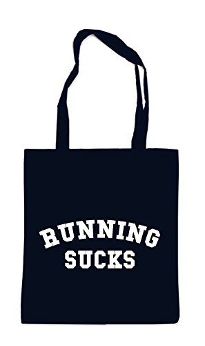 Running Sucks Sac Noir