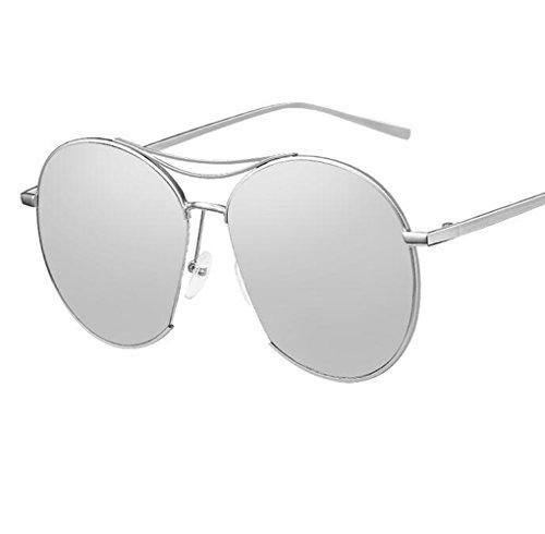 SHULING Sonnenbrille Fashion Lady Sonnenbrille Neue Koreanische Persönlichkeit Big Box Augen,...