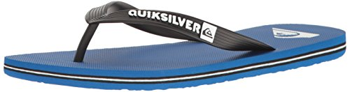 Quiksilver MOLOKAI M SNDL XKKW Herren Sandalen Black/Blue/Black