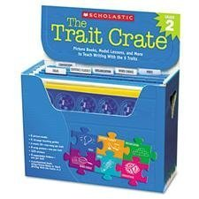 scholastic-054507472x-trait-crate-grade-2-six-books-learning-guide-cd-more-by-scholastic
