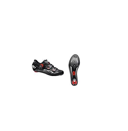 Preisvergleich Produktbild Sidi Genius 7 Fahrradschuhe Herren black / black Größe 43 2017 Mountainbike-Schuhe