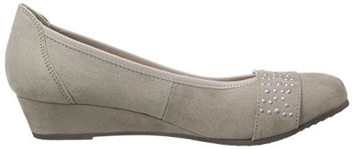 Softline 22260 Damen Pumps Beige (Lt. Taupe 347)