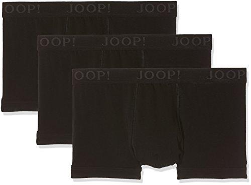 Joop! Herren Boxershorts 17 B-3-Pack-Boxer 10001475 Schwarz (Black 001), Small