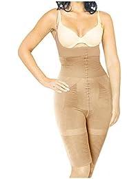 36f6655711 RAPID Women s Shapewears Slim Lift California Beauty Innerwear  (Beige Black