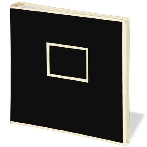 jumbo-album-nero-50-fogli-di-cartoncino-foto-beige-con-fogli-intermedi-in-pergamena-libro-per-incoll
