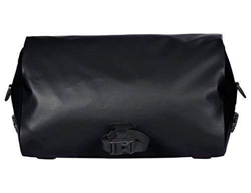 Vaude Unisex Gepäckträgertasche Top Case Black