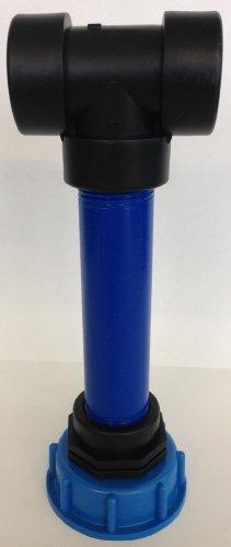 Manchon cMS60290R93 dN32 avec tube en plastique 100 mm, aG 1 \