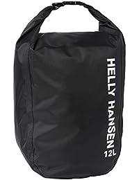 Helly Hansen - HH Light Dry Bag 12l, Bolsos Bandolera Unisex Adulto, Negro (
