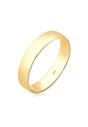Elli Premium Damen-Dezenter Freundschaftsring 14_k_(585) 0610442017_66