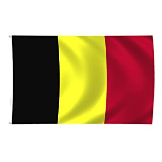 Länder Fahne 90 x 150 cm Abasonic® (Belgien)