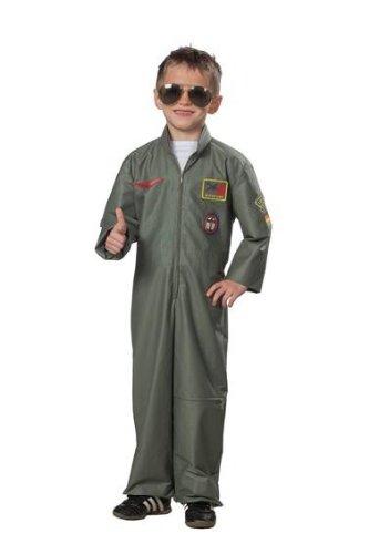 Kampfpilot Gr. 116, 128, 140, 152, 164, Größe:164