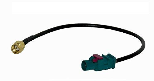 M.I.C.® SMA-Fakra:KFZ Auto Radio Antenne Adapter FAKRA Stecker - SMA Buchse GPS Kabel Sma Gps