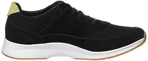 Lacoste Damen Joggeur Lace 316 2 Sneakers Schwarz (BLK 024)