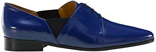 Castañer Malmo / Box Leather Blue