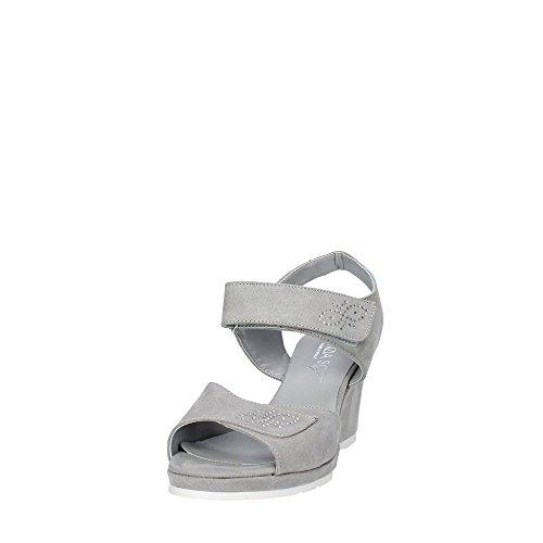 Cinzia Soft 511042 Sandale Femme Gris