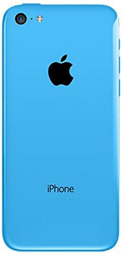 Apple iPhone 5c Smartphone débloqué 4G (Ecran : 4 pouces - 8 Go - iOS 7) Bleu
