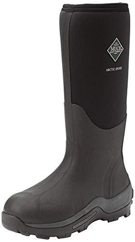 Muck Boots Arctic Sport, Unisex-Erwachsene Outdoor Fitnessschuhe, Schwarz, 48 EU