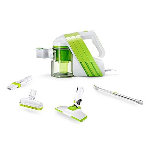 Aspirador-PequeO-Aspirador-De-Mano-Silencioso-con-Cable-Capacidad-para-Taza-De-Polvo-De-12l-Filtro-Lavable-600w-Verde