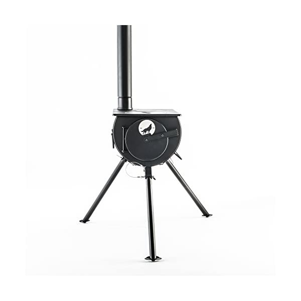 Frontier Stove 1