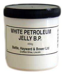 Battles white petrolem jelly - 3.5kg (Vaseline, 3,5kg)