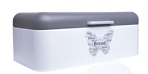 Test Grosse Brotbox Metall Brot Lebensmittel Brot Kuchen Brot Box