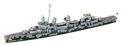 Tamiya - 31902 - Maquette - Bateau - Destroyer Dd445 Fletcher