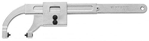 FACOM Hakenschlüssel Spannbereich 0-100Länge 360mm, 1 Stück , 116.100
