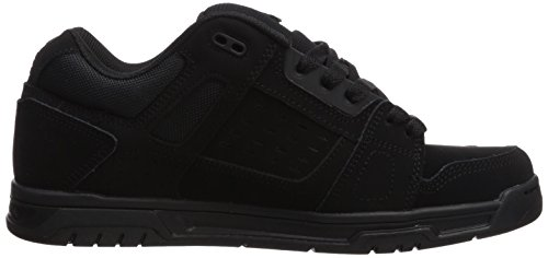 DC Shoes Stag, Chaussures de skate homme Black 3BK