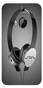 Go Hooked Designer HTC One M9 Plus Designer Back Cover | HTC One M9 Plus Printed Back Cover | Printed Soft Silicone Back Cover for HTC One M9 Plus