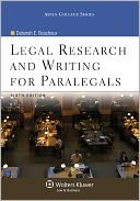 Legal Research & Writing Paralegal (Paralegal Series)