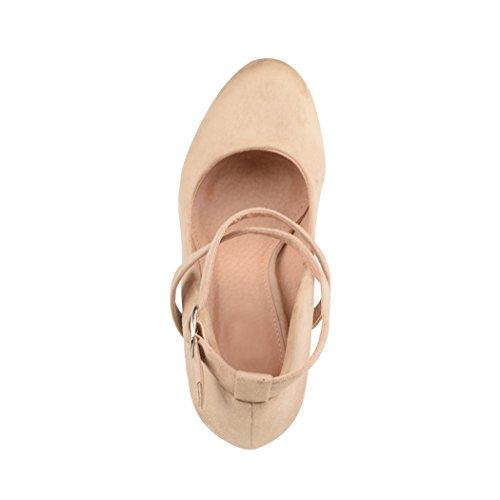 Men Flat Shoes, SOMESUN Trend di cuoio morbido traspirante di modo degli uomini che guida l'abito casuale sulle scarpe (43, Brown)