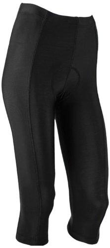 Canari Cyclewear Damen Pro Tour Unterhose, gepolstert M Schwarz (Bike Canari Shorts)