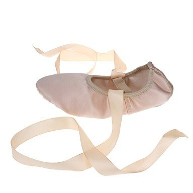 Wuyulunbi@ Kids' Ballet seta piatto piatto interno,nudo,Us8.5 / UE25 / Uk7.5 Toddle US1 / UE32 / UK13 bambini piccoli