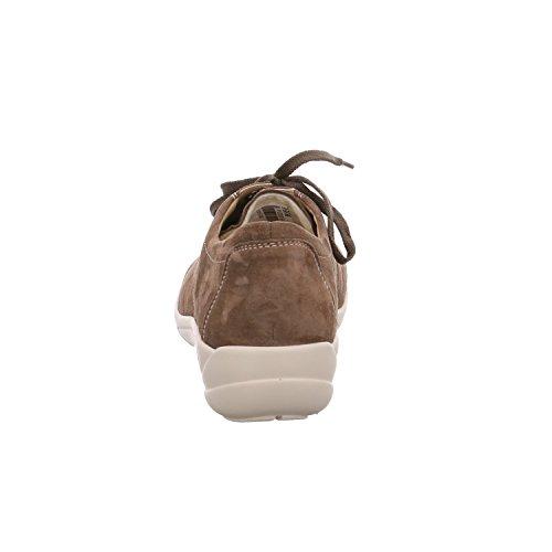Semler  B6155-042-037, Chaussures de ville à lacets pour femme Schwarz