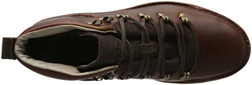 OHW? Dan, Chaussures Bateau Homme Marron (Coffee)