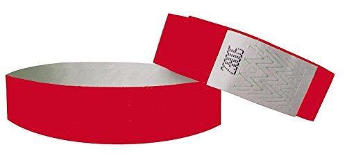 tyvek-braccialetti-3-4-inch-100-pack-rosso