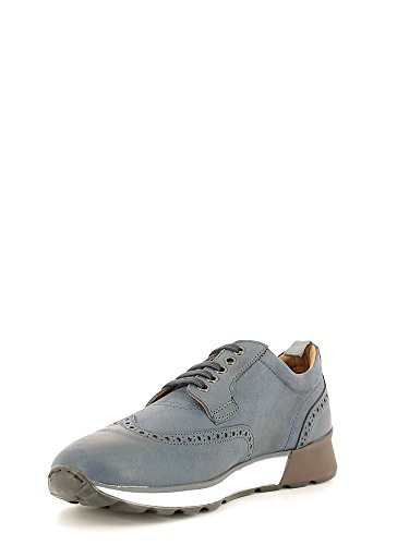 Soldini , Chaussures de ville à lacets pour homme Bleu