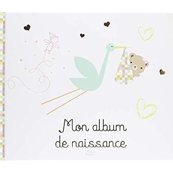 Mon album de naissance fille