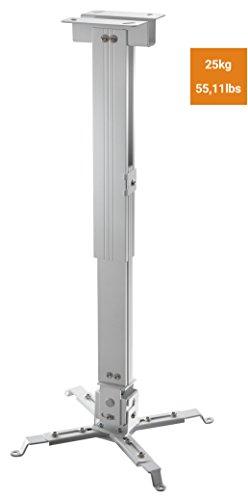 celexon Beamer-Deckenhalterung universal in weiß   Tragkraft bis 25 kg - 3