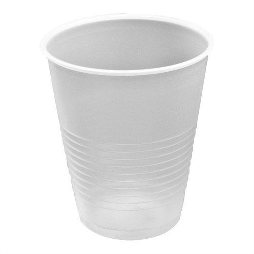 Dart Y12S Conex Translucent Plastic Cold Cups, 12oz 50 per Bag by DART Conex-container