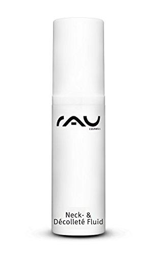 RAU Neck & Decolleté Fluid 5 ml - Spezialcreme für Hals und Dekolleté mit Mandelöl, Shea-Butter, ATP, Panthenol und Hyaluronsäure (Bella B-geschenk-set)
